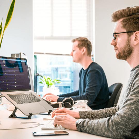 Partner für Dokumenten-Management und Digitalisierung
