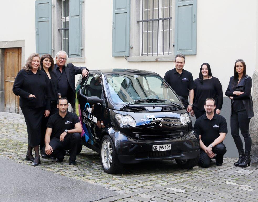 Team Wieland Digital Solutions