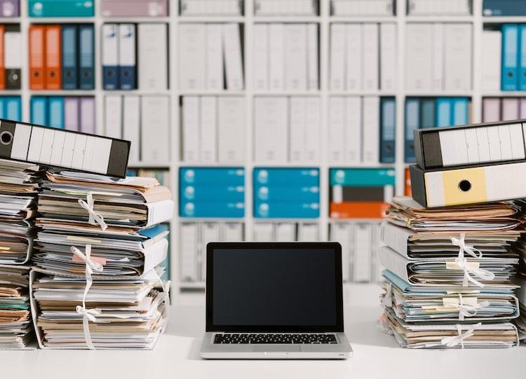 Webinar Dokumenten Management