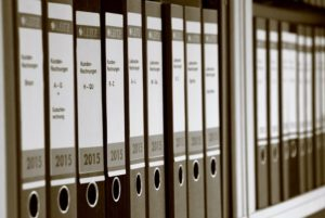 Das Archiv in der Treuhandbranche ist oft physisch und somit Ordnerbasiert.